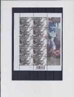 Belgie -Belgique 3881 Velletje Van 10 Postfris - Feuillet De 10 Timbres Neufs  -  Rode Kruis - Water - Feuilles Complètes