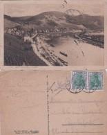 Kart 1922 BERNCASTEL  BERNKASTEL ALF - ROCHEFORT / 6564 - Deutschland