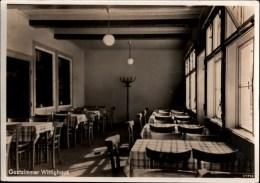 ! Alte Ansichtskarte Aus Weißbach An Der Tafelfichte Im Isergebirge, Baude Wittinghaus - Tchéquie