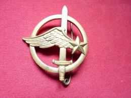 Insigne De Béret Commando De L'Air - Armée De L'air