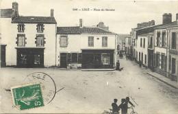 44  LEGE    PLACE  DU  MARCHE - Legé