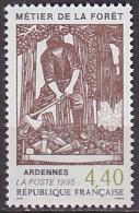 Timbre Neuf ** N° 2943(Yvert) France 1995 - Métier De La Forêt - France