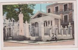 :    CUBA   :  The   Templete   Columbus  Memorial   Chapel     HAVANA - Unclassified