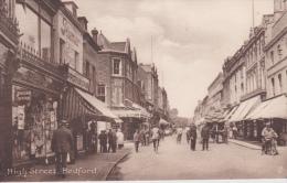 16 / 2 / 167  -  BEDFORD  -  High  Street  ( Animée ) - Non Classés