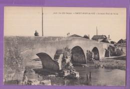 64 SAINT JEAN DE LUZ Le Vieux Pont De Socoa - Saint Jean De Luz