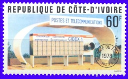 Côte D´Ivoire N°450  Neuf** Sans Charnière - Côte D'Ivoire (1960-...)