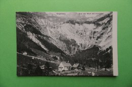 Engelberg, End Der Welt Mit Horbistal  -   (D-H-Ch89) - OW Obwald