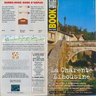 Vttvtt, Vélo, Rando-Book N° 66 (1994) : CHARENTE, 3 Randonnées, Exideuil, Confolens, Tartou, Chabanais, Ste Radegonde... - Tourism