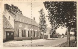Baarle-Hertog-Nassau ; Huize Mathijsen Loveren / Grensovergang -- Douane - Baarle-Hertog