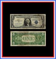 Billet 1 Dollar - 1957 B - Washington - �tat TTB  - Faut� : Marge gauche plus petite
