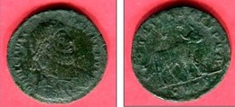 CONSTANCE II    AE4 CYZICUS   ( C 168 ,RIC38) TB   20 - 7. The Christian Empire (307 AD Tot 363 AD)