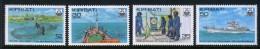 1980 - KIRIBATI - Mi. 378/381 - NH - (REG2875.....C) - Kiribati (1979-...)