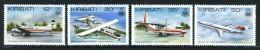 1982 - KIRIBATI - Mi. 398/401 - NH - (REG2875.....C) - Kiribati (1979-...)
