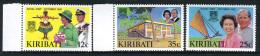 1982 - KIRIBATI - Mi. 412/414 - NH - (REG2875.....C) - Kiribati (1979-...)