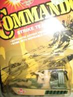 MATCHBOX 30 SWAMP RAT COMMANDO - Matchbox (Lesney)