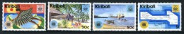 1983 - KIRIBATI - Mi. 417/420 - NH - (REG2875.....C) - Kiribati (1979-...)