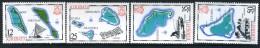 1983 - KIRIBATI - Mi. 421/424 - NH - (REG2875.....C) - Kiribati (1979-...)