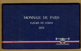 Fleurs De Coins 1974 - Z. FDC