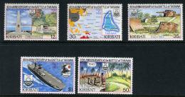 1983 - KIRIBATI - Mi. 430/434 - NH - (REG2875.....C) - Kiribati (1979-...)