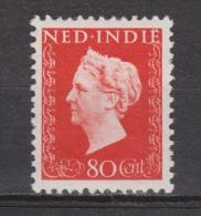 Nederlands Indie Netherlands Indies Dutch Indies 343 MNH PF ; Koningin, Queen, Reine ,reina Wilhelmina 1948 - Nederlands-Indië