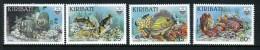 1985 - KIRIBATI - Mi. 451/454 - NH - (REG2875.....C) - Kiribati (1979-...)