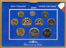 French Coin Series - Z. FDC