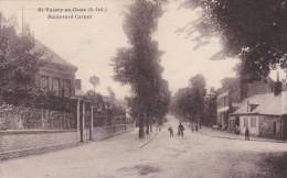 SAINT VALERY EN CAUX.Boulevard Carnot (inconnu Sur Delcampe). - Saint Valery En Caux