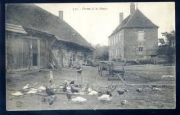 Cpa  01 Ferme De La Bresse  FEV16 19 - Bourg-en-Bresse