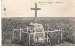 Monument De La Tranchée Des Baïonnettes - Unclassified