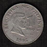 PHILIPPINES  1 PISO 1995 (KM # 269) - Philippines