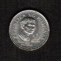 PHILIPPINES  10 SENTIMOS 1975 (KM # 207) - Philippinen