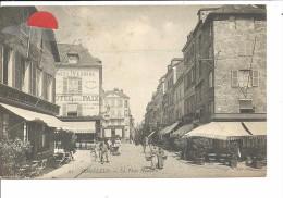 14 - HONFLEUR - Place Hamelin - Honfleur