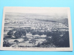 Vallée De La Moselle WASSERBILLIG-OBERBILLIG  ( 210 Wilca ) Anno 1934 ( Zie Foto Voor Details ) ! - Ansichtskarten