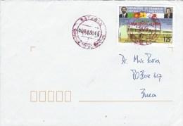 Cameroun Cameroon 2015 Bayangam Index1 Japan Cooperation School Education Domestic Cover - Kameroen (1960-...)