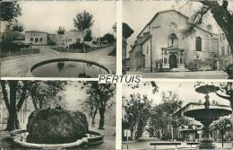 84 PERTUIS  VAUCLUSE - Pertuis
