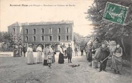 BERNEVAL PLAGE Près DIEPPE - Marchands Et Pêcheurs De Moules - Berneval