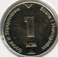 Bosnie Herzegovine Bosnia Herzegovina 1 Konvertible Marka 2002 UNC KM 118 - Bosnia And Herzegovina