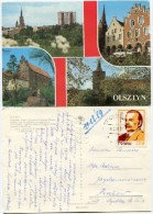 Poland - Olsztyn - Used 1989 - Nice Stamp - Pologne
