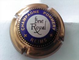 Capsule De Champagne POMMERY REIMS - Pomméry