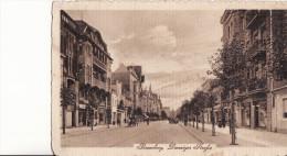 BROMBERG  -  BYDGOSZCZ  -  Danziger Strass  -  Août 1916 - Pommern