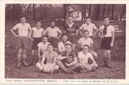 Football - 71 - Saint Germain Du Bois -  Union Sportive San Germinoise (rare) SAISON 1938 1939 PHOTO R. REBOULET - Football