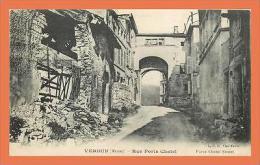 A500 / 639 55 - VERDUN Rue Porte Chatel - Sin Clasificación