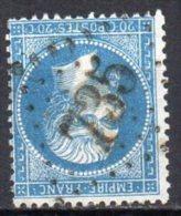 France GC 735 CARHAIX 28 FINISTERE - 1849-1876: Periodo Clásico