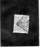 1889 Spagna - Alfonso XIII - 1875-1882 Regno: Alfonso XII