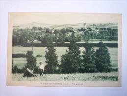 L´ISLE-en-JOURDAIN  (Gers)  :  Vue Générale  1932    - Otros Municipios