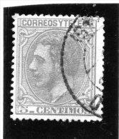 1879 Spagna - Alfonso XII - 1875-1882 Regno: Alfonso XII