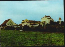 Frankreich AK Morestel La Kora - 2 Scans - Centre Pour La Rencontre Et Le Developpement, Ferme De Balmette, 1983 Nach D - Morestel