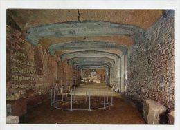 CHURCH / CHRISTIANITY - AK 260240 Roma - Basilica Inferiore Di C. Clemente - Navata Sinistra - Churches & Convents