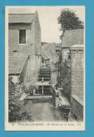 CPA 30 - Moulin à Eau Roue à Aube - Un Moulin Sur La Veules - VEULES-LES-ROSES 76 - Veules Les Roses