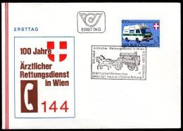Austria Vienna Wien 1981 / First Aid / Coach / Horses / Medicine - Primo Soccorso